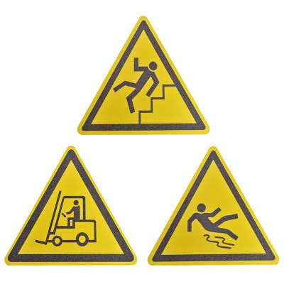 Floor Marking Warning Signs