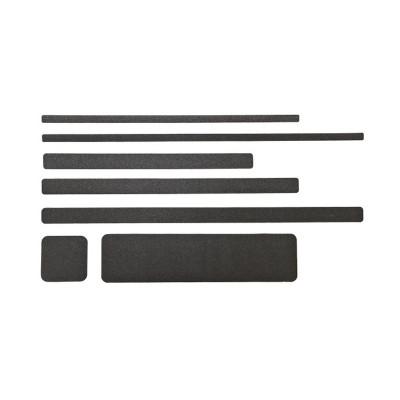 Non Slip Black Floor Sheets (10 Pack)