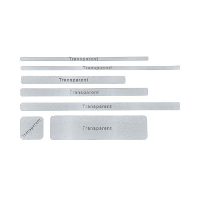 Anti Slip Easy Clean Sheets Transparent (10 Pack)