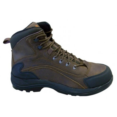 Ivan Brown Steel Toe Safety Boot 55497