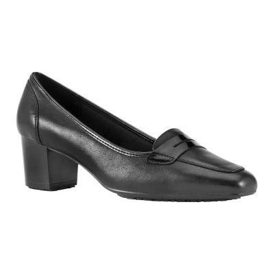Melissa Slip Resistant Heeled Court Shoe 7090