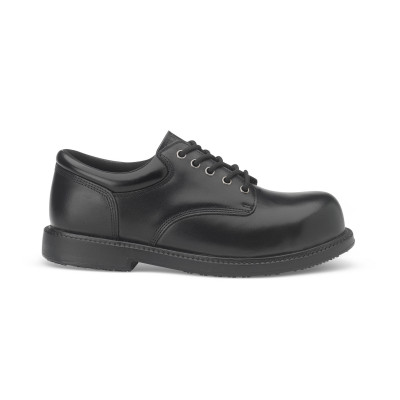 Barton Men's Extra Wide Oxford Work Shoe 5300XW