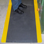 Anti Fatigue Chequered Mat 13.410.011